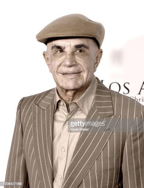 Robert Shapiro arrives at the Los Angeles Ballet Gala 2020 at The Broad Stage on February 28 2020 in Santa Monica California