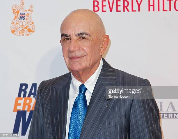 Robert Shapiro attends the 23rd annual Race to Erase MS Gala at The Beverly Hilton Hotel on April 15 2016 in Beverly Hills California