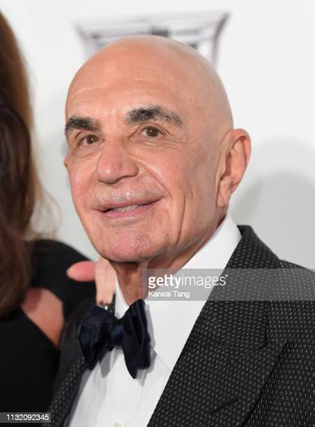 Robert Shapiro attends the 27th annual Elton John AIDS Foundation Academy Awards Viewing Party Celebrating EJAF And The 91st Academy Awards on...
