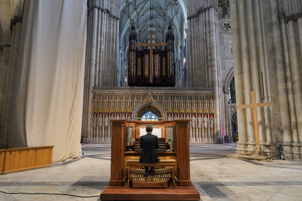 GBR: York Minster's Grand Organ Returns At Heart Of Worship