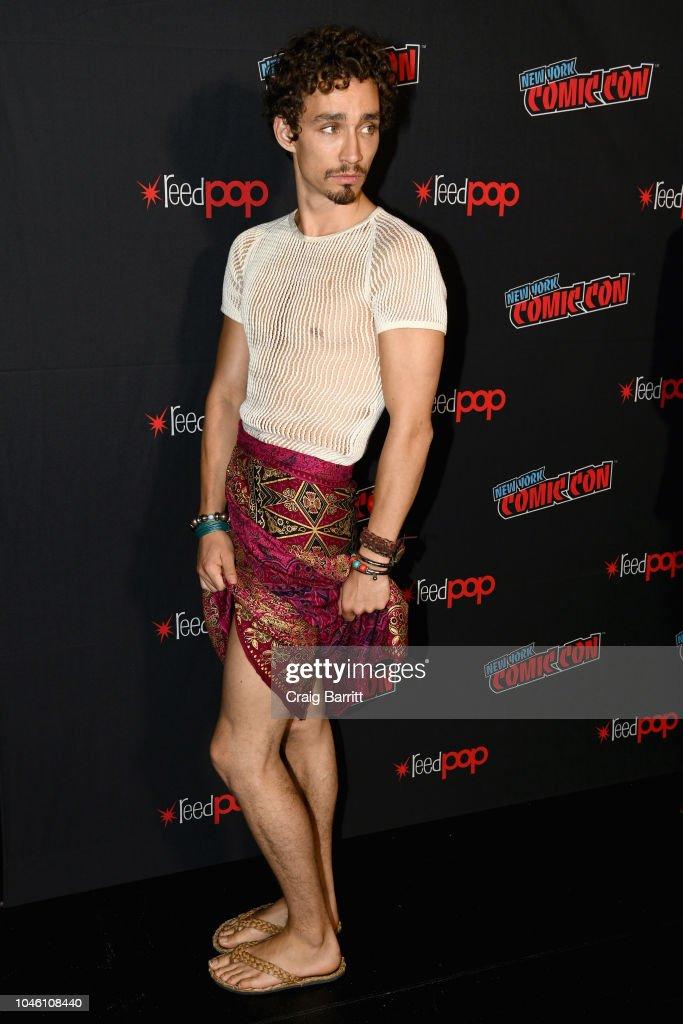 New York Comic Con 2018 -  Day 2 : News Photo