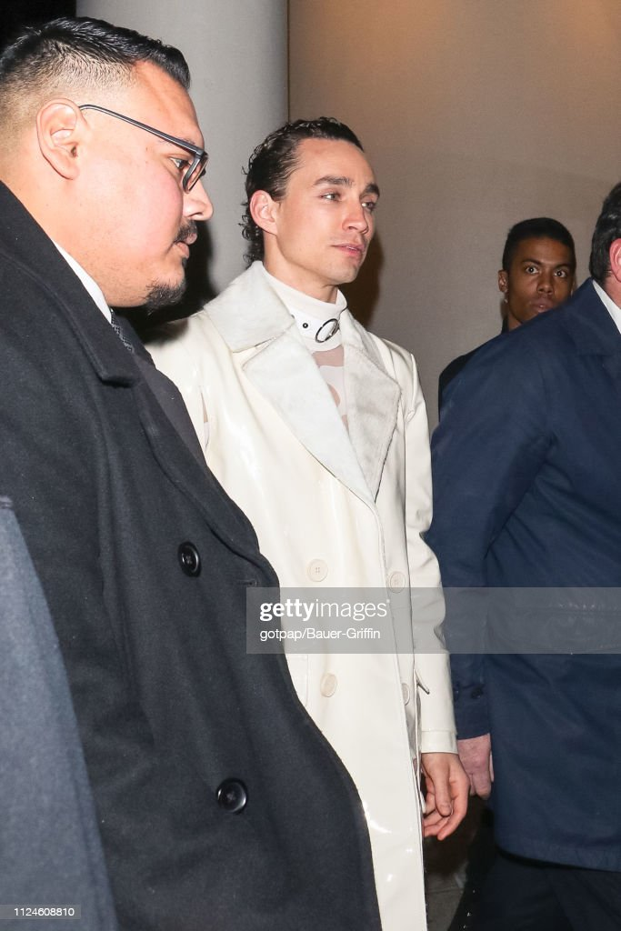 Celebrity Sightings In Los Angeles - February 12, 2019 : News Photo