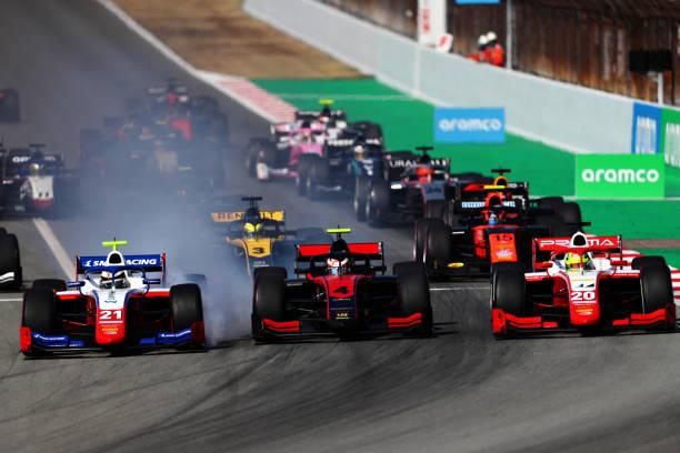 ESP: Formula 2 Championship - Round 6:Barcelona - Feature Race
