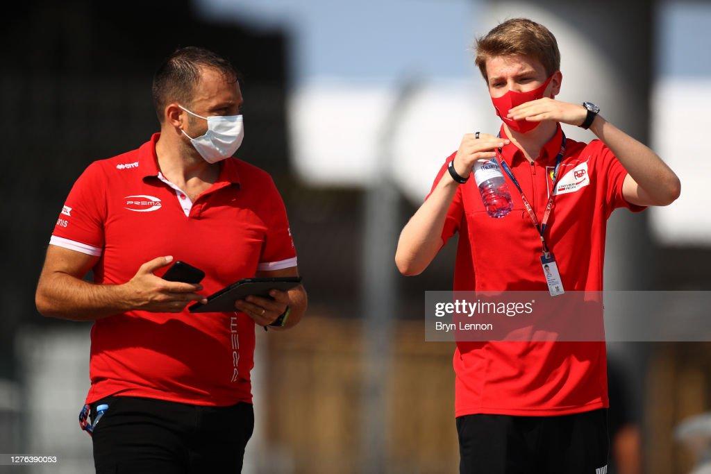 Formula 2 Championship - Round 10:Sochi - Previews : News Photo