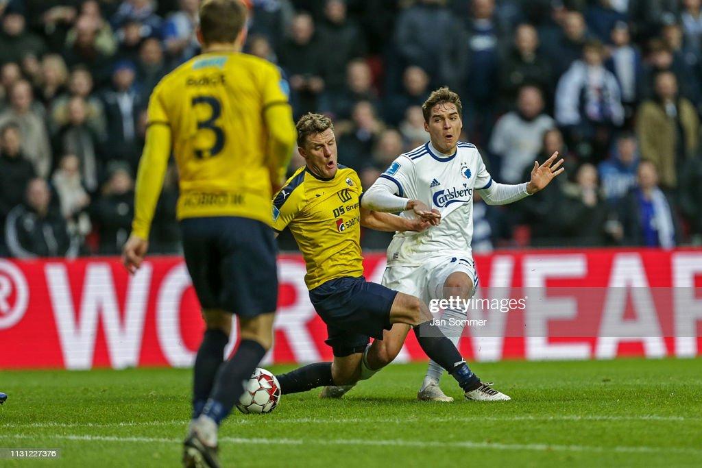 DNK: FC Copenhagen vs Hobro IK - Danish Superliga