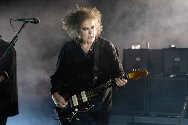 Robert Smith's Meltdown At Royal Festival Hall Photos and