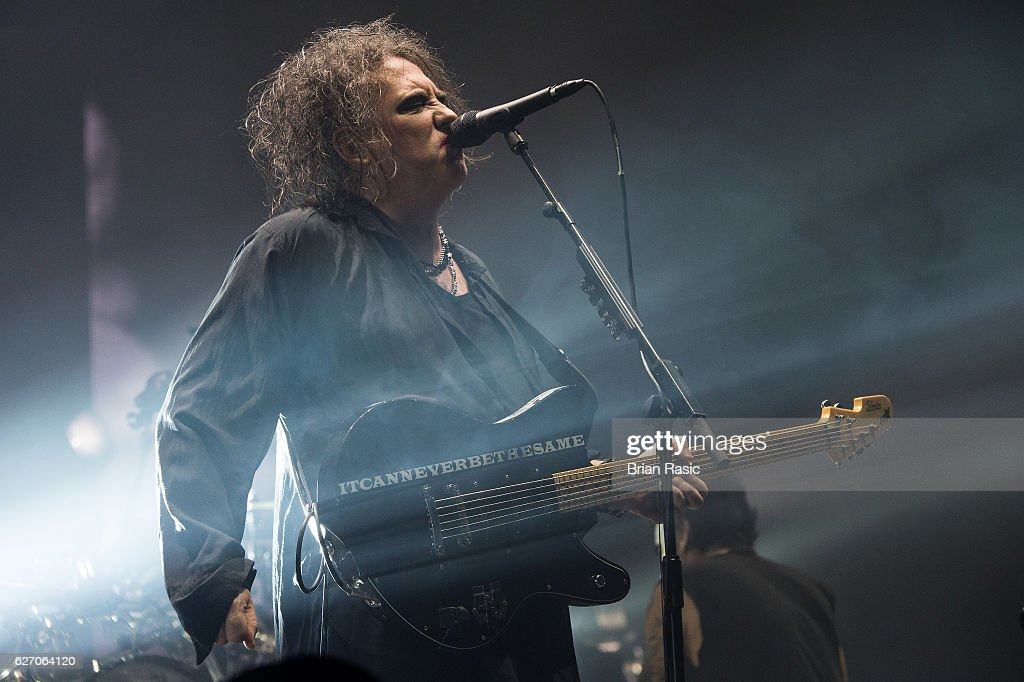 The Cure Perform At SSE Arena Wembley - London