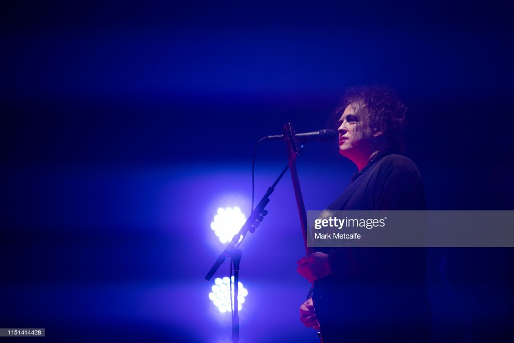 AUS: The Cure Disintegration 30th Anniversary Performance