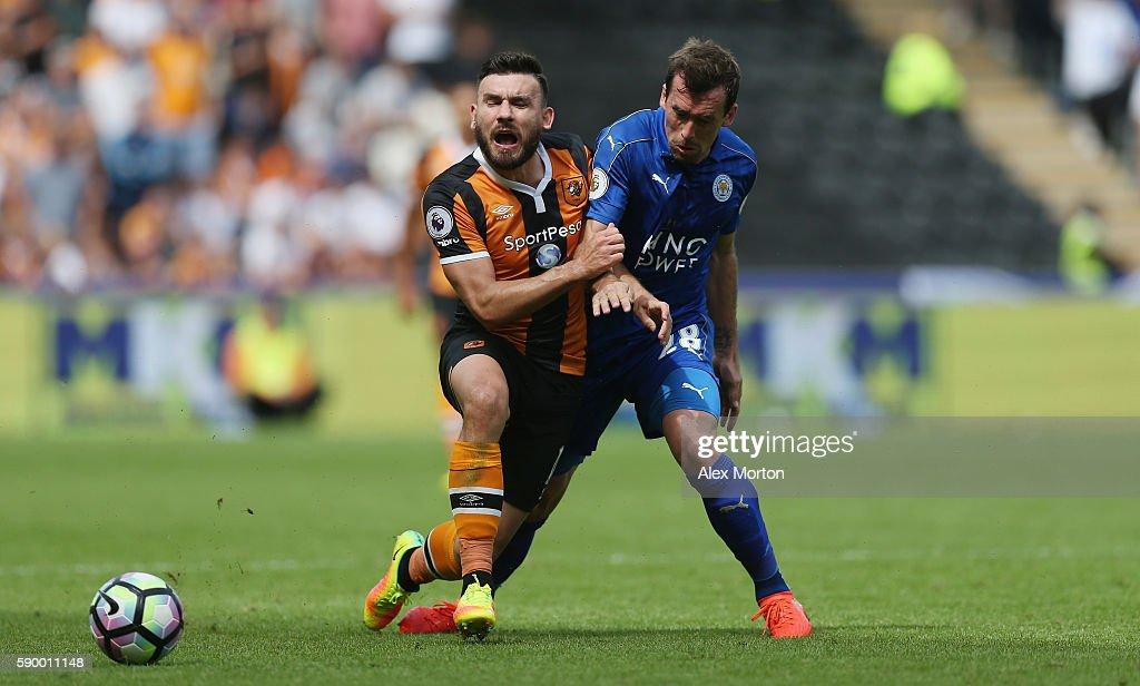 Hull City v Leicester City - Premier League : Nachrichtenfoto