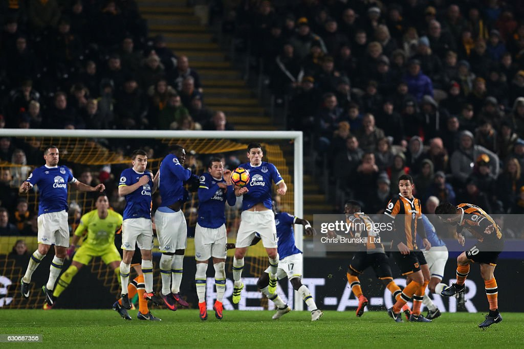 Hull City v Everton - Premier League : News Photo