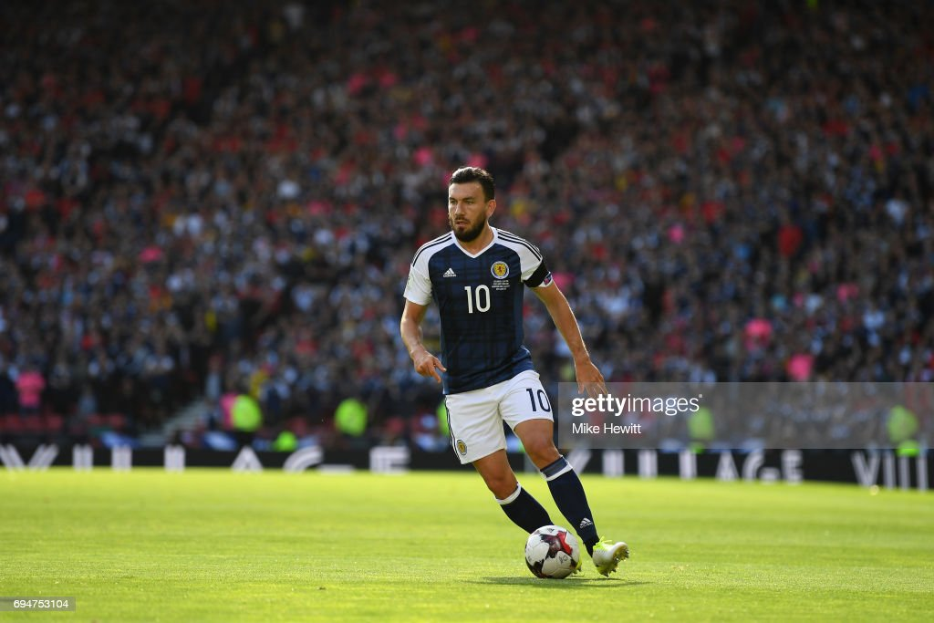 Scotland v England - FIFA 2018 World Cup Qualifier : Fotografía de noticias