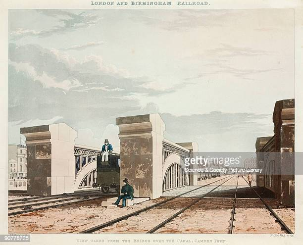 Robert Stephenson built the London and Birmingham Railway between 1833 and 1838
