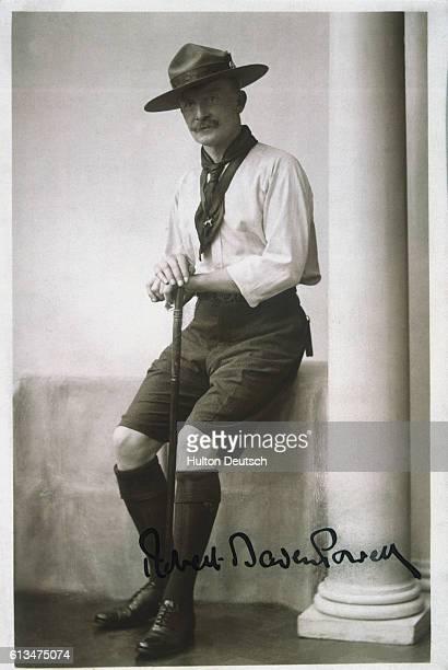 Robert Stephenson Smyth BadenPowell 1st Baron BadenPowell of Gilwell founder of the Boy Scouts
