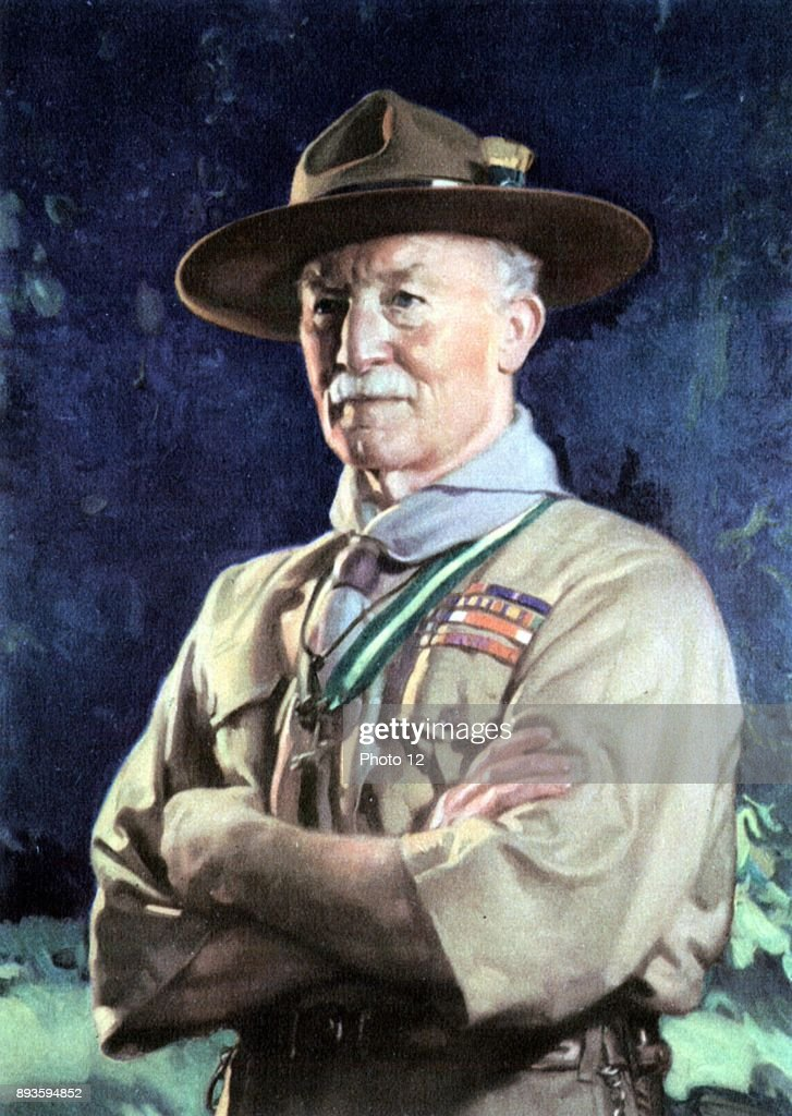 Bad En robert baden powell stock photos and pictures getty images