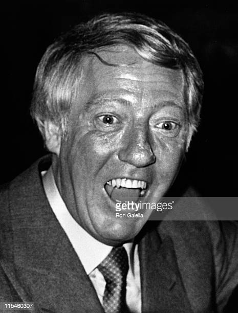 Robert Stigwood attends the opening party for Times Square on October 14 1980 at Tavern on the Green in New York City