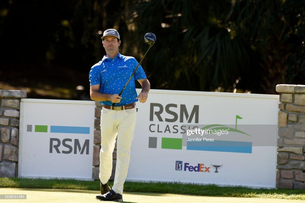 The RSM Classic - Round Three : News Photo