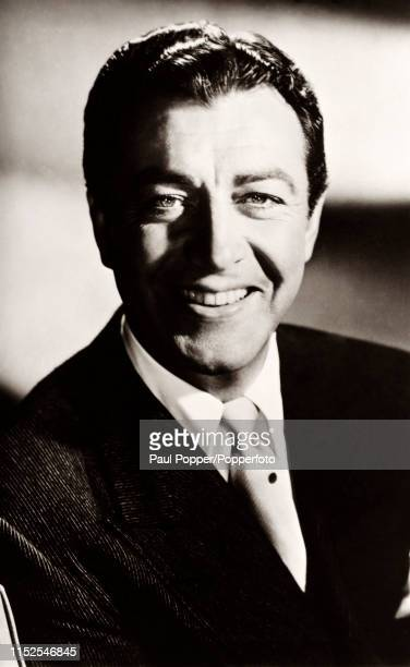 Robert Taylor , American film and television actor, circa 1960. Taylor was one of the most popular leading men of his time. His first leading role...