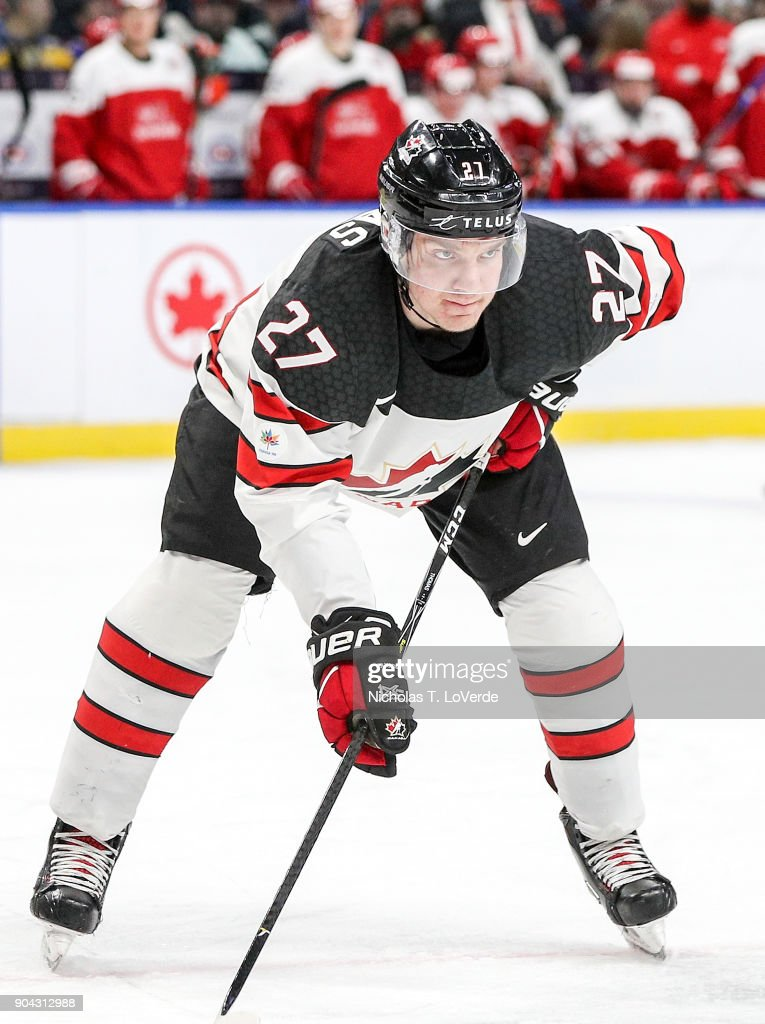 Denmark v Canada - 2018 IIHF World Junior Championship