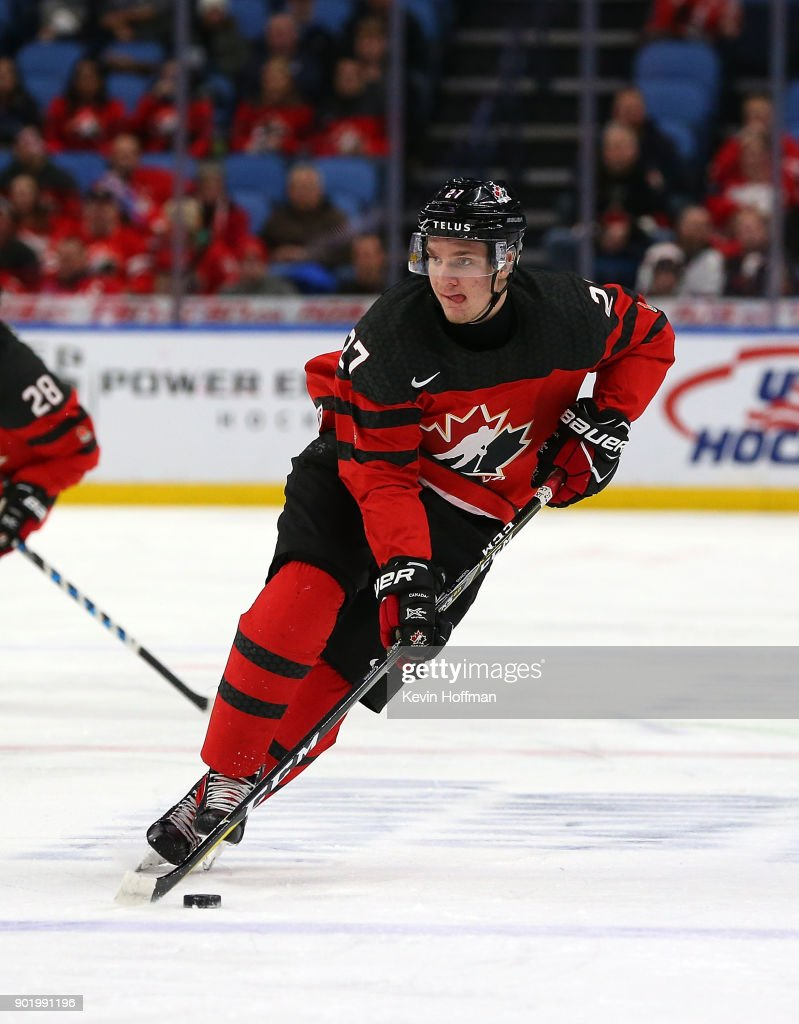 Canada v Czech Republic: Semifinals - 2018 IIHF World Junior Championship