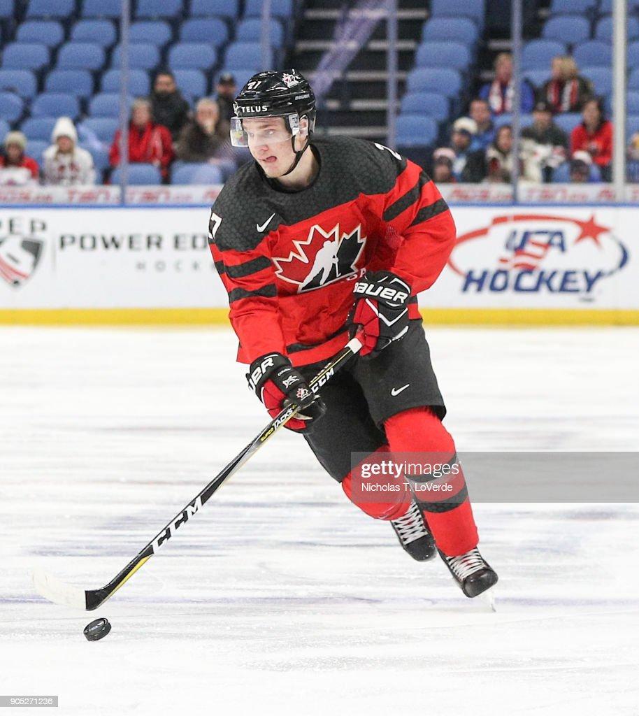 Switzerland v Canada: Quarterfinal - 2018 IIHF World Junior Championship