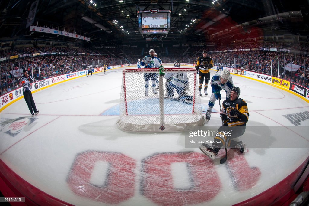 2018 Memorial Cup - Game Four