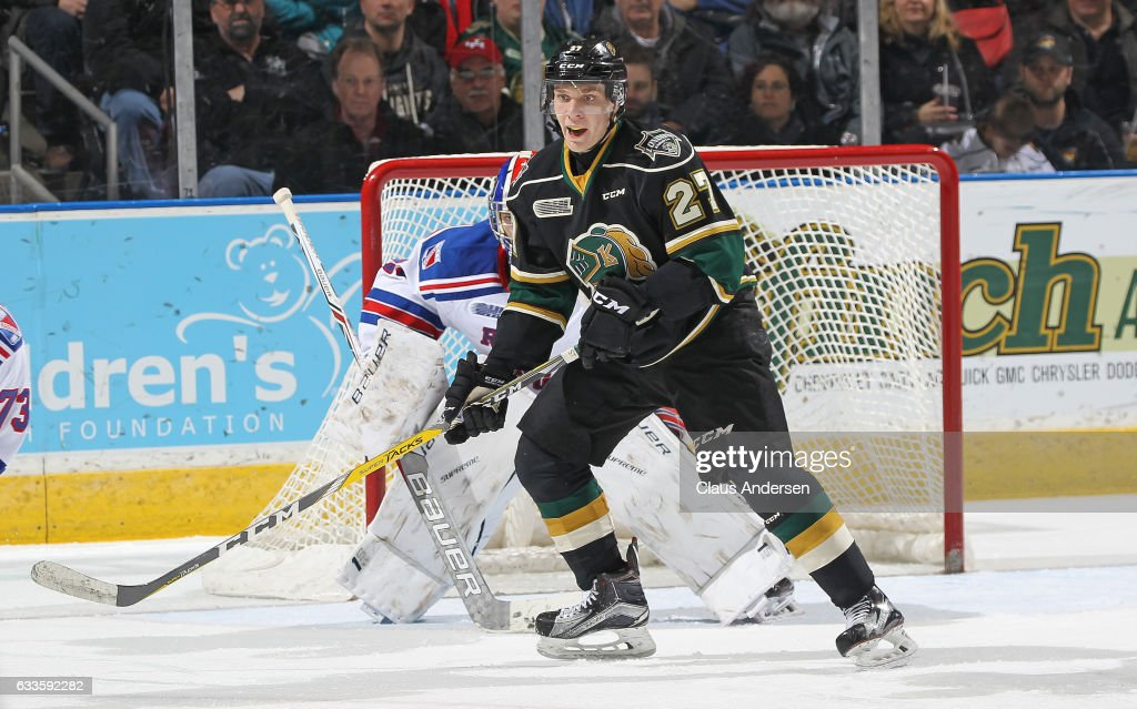 Kitchener Rangers v London Knights