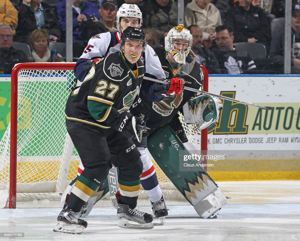 Windsor Spitfires v London Knights