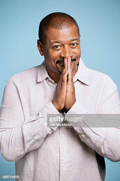 Robert Townsend at the 'Cronies' during the Sundance NEXT FEST at The Theatre at Ace Hotel on August 9 2015 in Los Angeles California