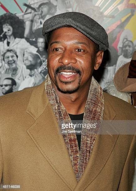 Robert Townsend during Dave Chappelle's Block Party New York City Premiere Outside Arrivals at Loews 34th Street in New York New York United States
