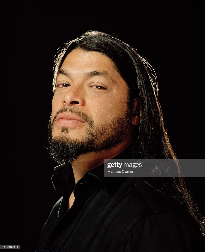 Robert Trujillo of Metallica is photographed in 2007.