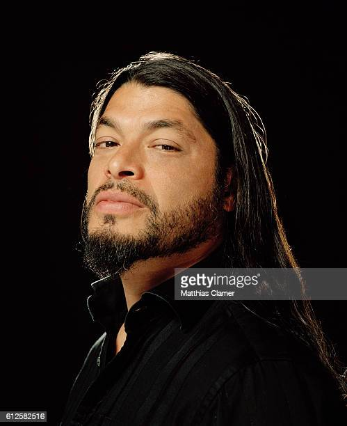Robert Trujillo of Metallica is photographed in 2007