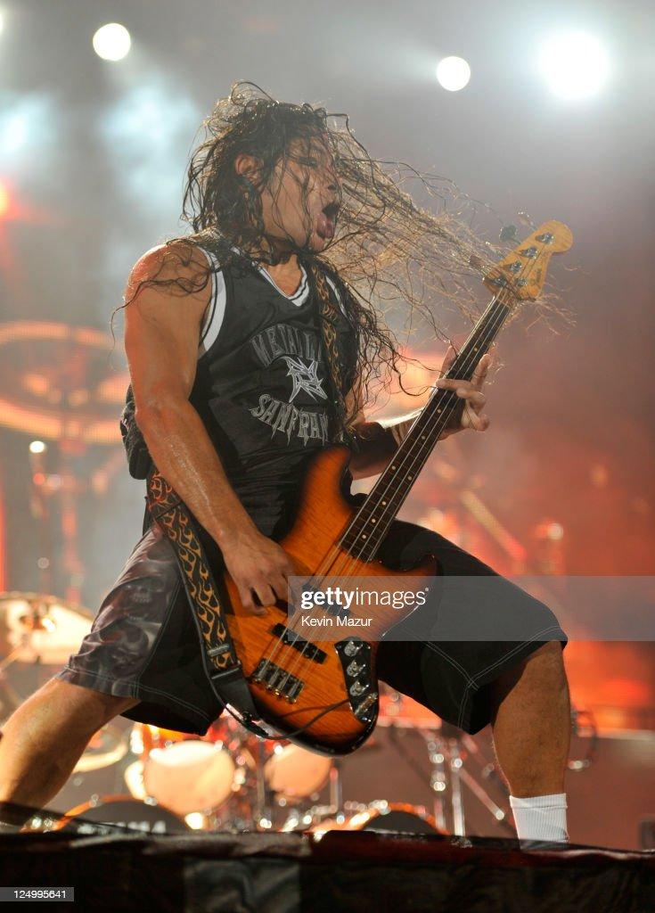 The Big 4 - Metallica, Slayer, Megadeth and Anthrax Perform at Yankee Stadium