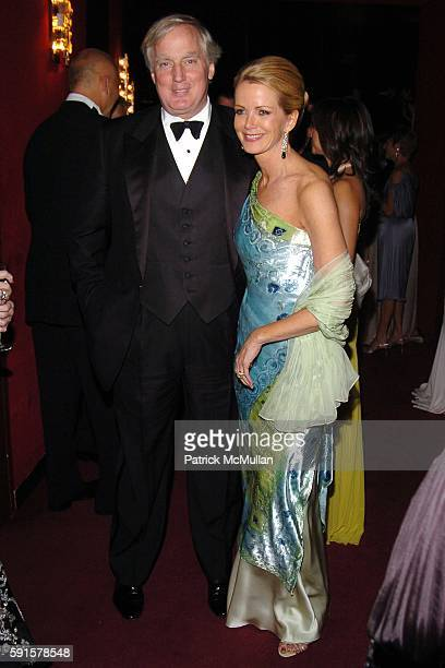 Robert Trump and Blaine Trump attend American Ballet Theatre 65th Anniversary Spring Gala at Metropolitan Opera House on May 23 2005 in New York City