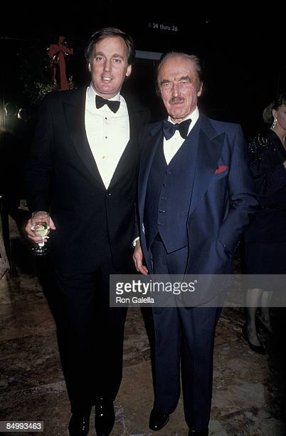 Robert Trump and Fred Trump
