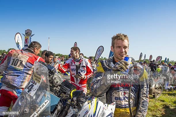 '34 Robert van Pelt HUSQVARNA Team van Pelt BIKE'ArgentienArgentina'Dakar Press Team'DPTDPT2016finishRallyrallyeRallyewerkRosario'Special...