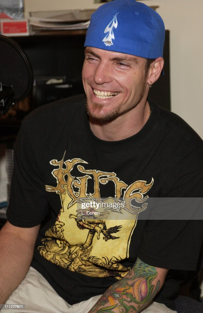 Vanilla Ice Visits Virgin Records Corporate Headquarters