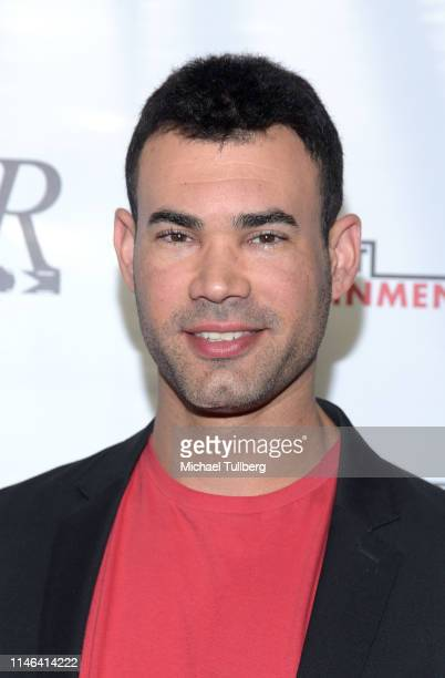 Robert Velez attends a Los Angeles VIP industry screening with the filmmakers and cast of DIVOS at TCL Chinese 6 Theatres on May 01 2019 in Hollywood...