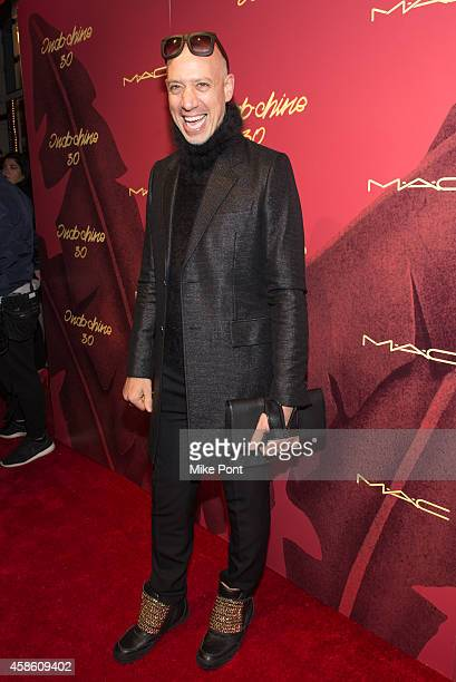 Robert Verdi attends Indochine's 30th Anniversary Party at Indochine on November 7, 2014 in New York City.