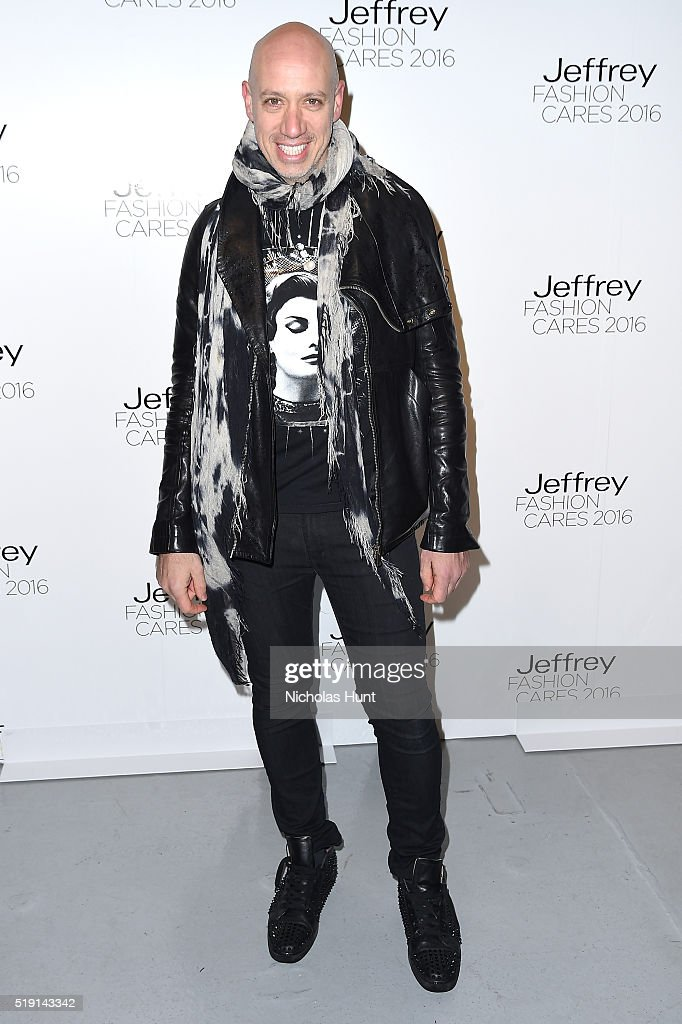 Jeffrey Fashion Cares 13th Annual Fashion Fundraiser - Arrivals