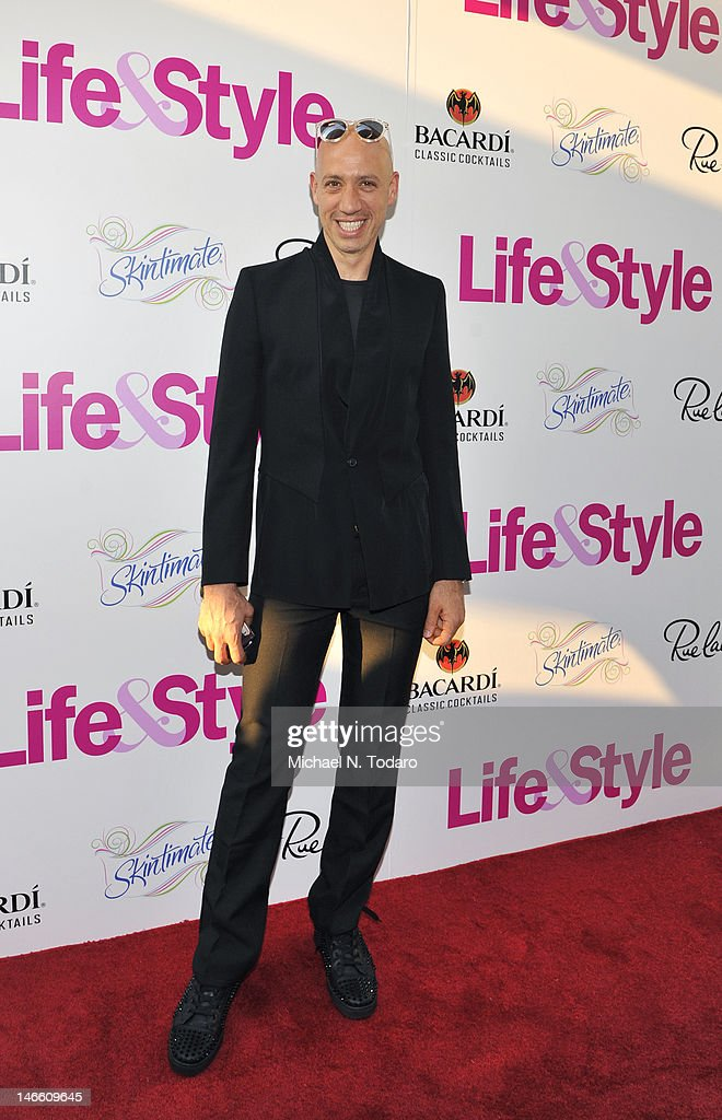 d29ada4b417 Robert Verdi attends the Life   Style Celebrates  A Summer Of Style ...