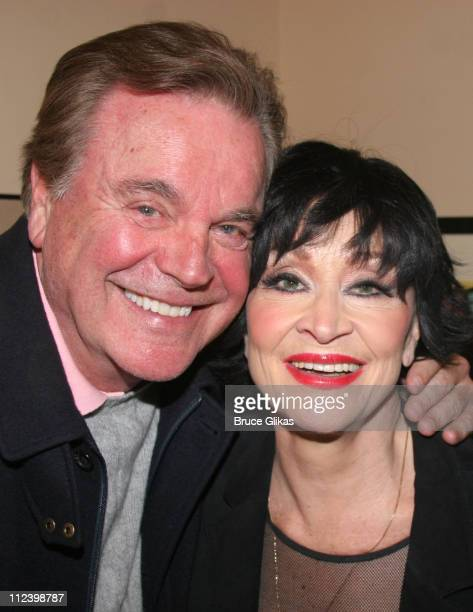 Robert Wagner and Chita Rivera *Exclusive Coverage*