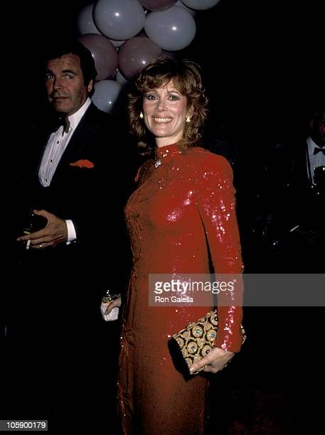 Robert Wagner and Jill St John during 1983 Carousel of Hope Ball at Carousel Ball in Denver Colorado United States