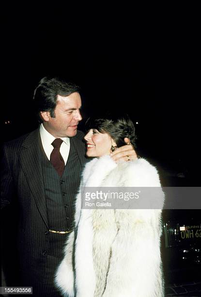 Robert Wagner and Natalie Wood during Robert Wagner File Photos