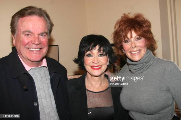 Robert Wagner Chita Rivera and Jill St John *Exclusive Coverage*