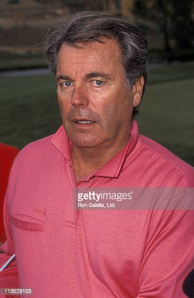 Robert Wagner during 22nd Annual Tim Conway Celebrity Golf Invitational at North Ranch Country Club in Westlake California United States