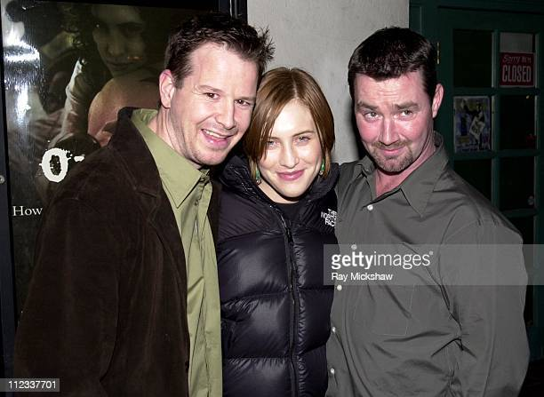 Robert Wahlberg Charis Michelson Marty Maguire during 16th Santa Barbara International Film Festival The Orphan Premiere at Metro Theatre in Santa...