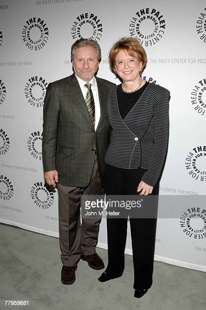 Robert Walden and Christy Carpenter COO Paley Center For Media attend Back In Circulation A Lou Grant Reunion at the Paley Center For Media on...