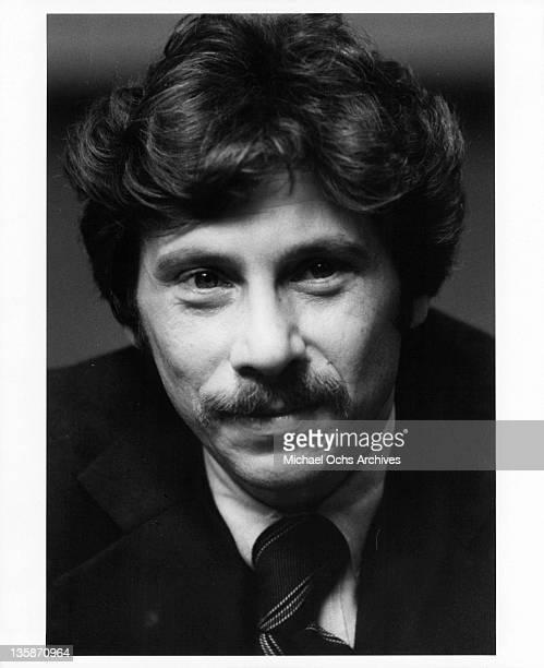 Robert Walden publicity portrait from the film 'All The President's Men', 1976.
