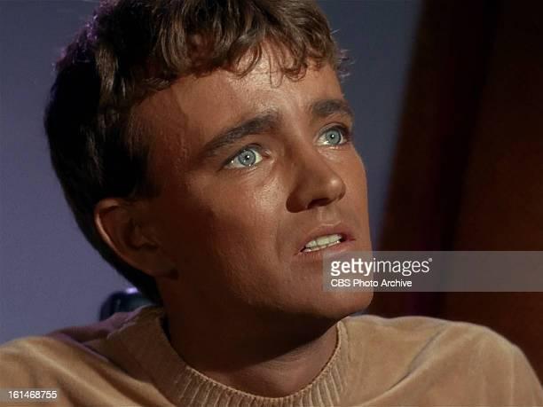 Robert Walker Jr as Charlie Evans in the STAR TREK episode Charlie X Season 1 episode 2 Original air date September 15 1966 Image is a screen grab