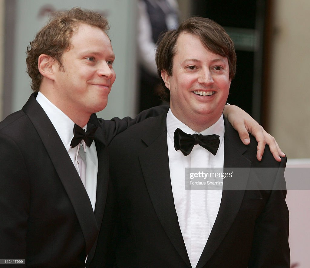 2007 British Academy Television Awards - Red Carpet Arrivals : Nachrichtenfoto